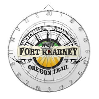 seal fort kearney dartboard