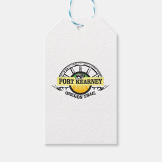 seal fort kearney gift tags