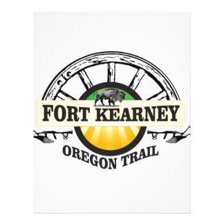 seal fort kearney letterhead