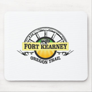 seal fort kearney mouse pad