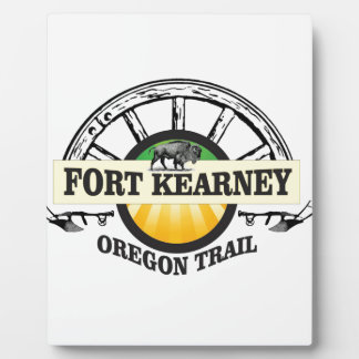 seal fort kearney plaque