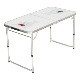 Seal is crying Zr2rw Beer Pong Table