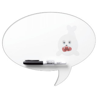 Seal is crying Zr2rw Dry Erase Board