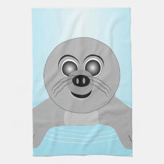 Seal Kitchen Towel