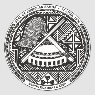 Seal of American Samoa