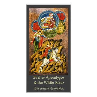 Seal of Apocalypse Photo Card Template