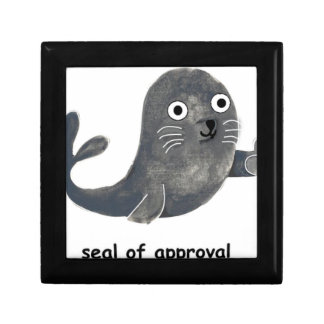Seal of Approval Gift Box
