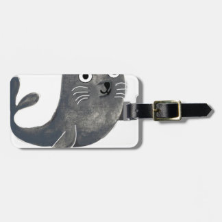 Seal of Approval Luggage Tag
