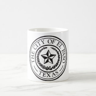 Seal of El Paso Coffee Mug