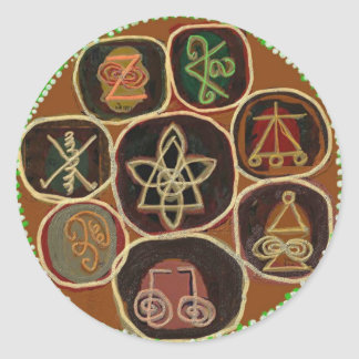 SEAL of HEAL :  Karuna Reiki Emblem