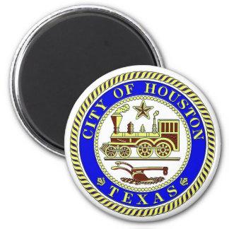 Seal of Houston Magnet