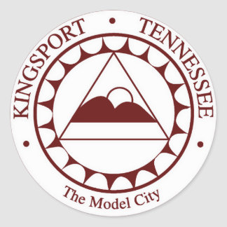 Seal of Kingsport, Tennessee