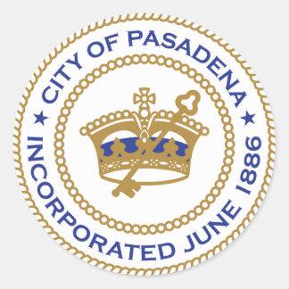 Seal of Pasadena, California