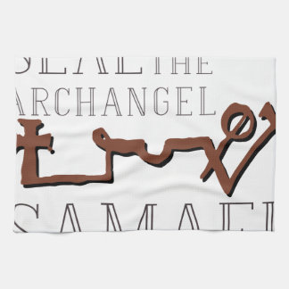 Seal of Samael Towel