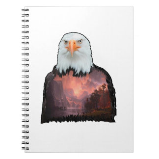 Seal of the Brave Spiral Notebook