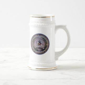SEAL OF THE CSA BEER STEIN
