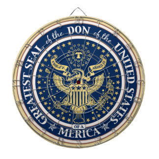 Seal of the Don Dartboard