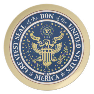 Seal of the Don Plate