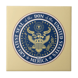 Seal of the Don Tile