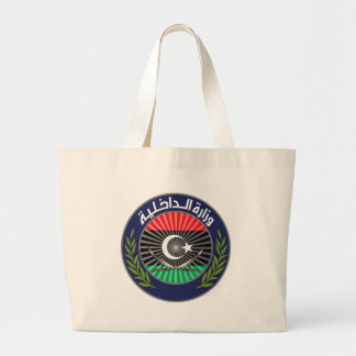 Seal_of_the_Ministry_of_Internal_Affairs_of Large Tote Bag