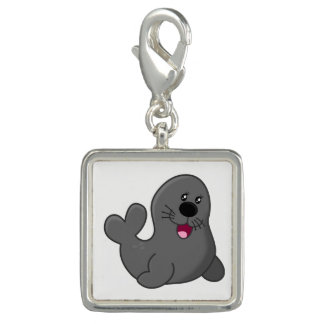 Seal Photo Charm