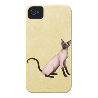 Seal Point Siamese Cat Blackberry Bold Case