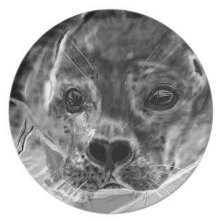 Seal Pup Plates