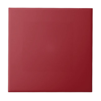 Seal Red Background. Elegant Fashion Color Trend. Tiles
