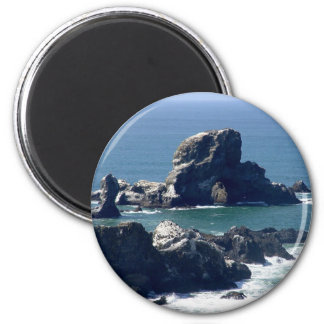 Seal Rock Ecola State Park Oregon Coast Magnet