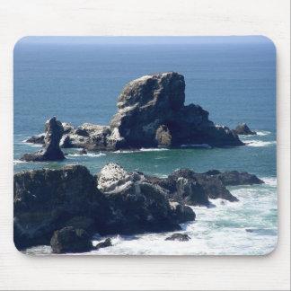 Seal Rock Ecola State Park Oregon Coast Mousepad
