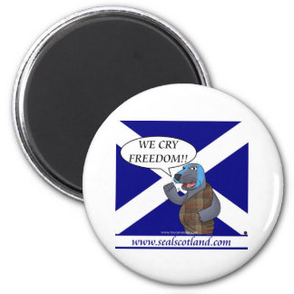 Seal Scotland Magnets