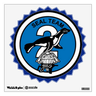 Seal Team 2 Logo Wall Decals