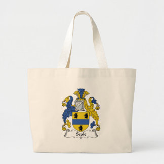 Seale Family Crest Jumbo Tote Bag
