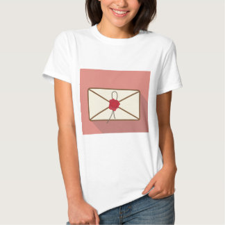 Sealed Envelope Vector Tee Shirts