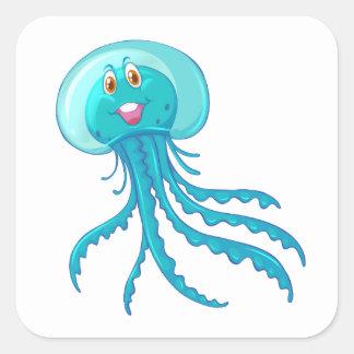 Sealife Animals/ Jellyfish Sticker