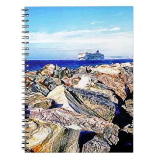 SeaLink Ferry Notebook