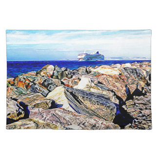 SeaLink Ferry Placemat