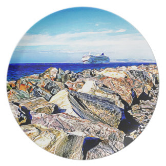 SeaLink Ferry Plate