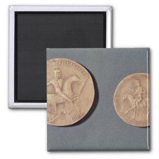 Seals of Charles I  of Anjou Magnet