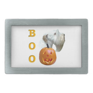 Sealyham Terrier Boo Belt Buckles