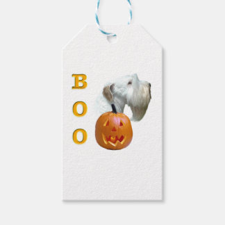 Sealyham Terrier Boo Gift Tags