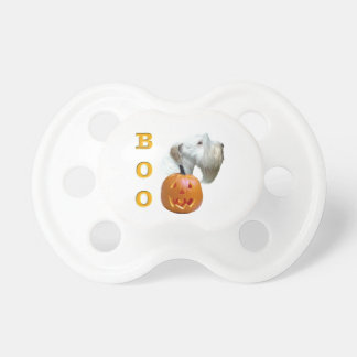 Sealyham Terrier Boo Pacifier