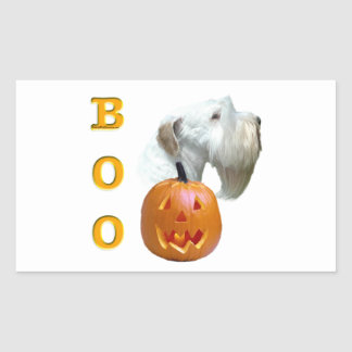Sealyham Terrier Boo Sticker