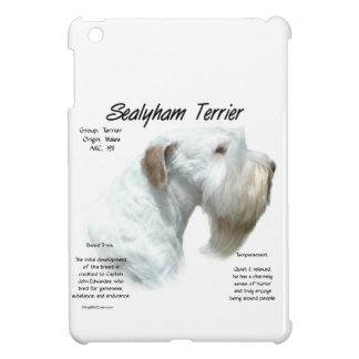 Sealyham Terrier History iPad Mini Cover