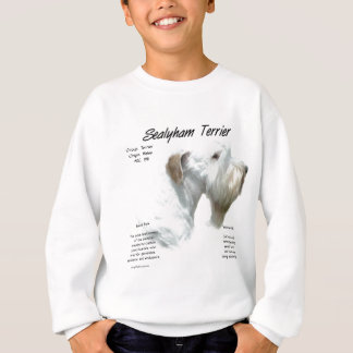 Sealyham Terrier History Sweatshirt