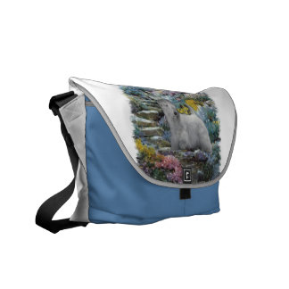 Sealyham Terrier Lovers Gifts Commuter Bags