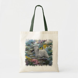 Sealyham Terrier Lovers Gifts Tote Bag