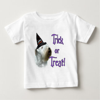 Sealyham Terrier Trick or Treat Baby T-Shirt