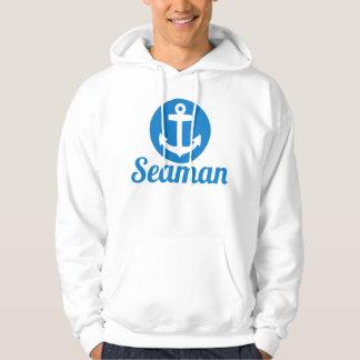 Seaman anchor hoodie