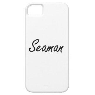 Seaman Artistic Job Design iPhone 5 Cases